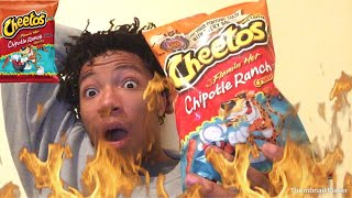 CHIPOTLE RANCH CHEETOS TASTE TEST🔥/ WHAT TO EXPECT ON MY CHANNEL?
