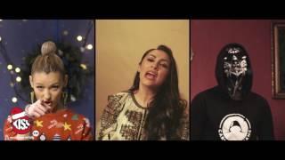 Crăciunul românesc - Andra, Carla