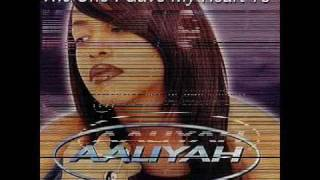 Aaliyah - The One I Gave My Heart To (soul solution club mix)