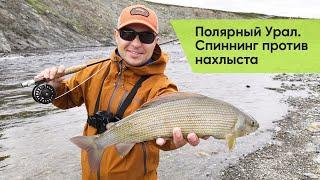 Полярный Урал. Спиннинг против нахлыста