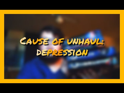 70 Book Depression Unhaul + Mental Health Chat