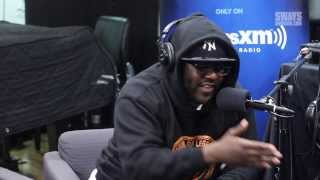 Mistah Fab Freestyles on Sway in the Morning