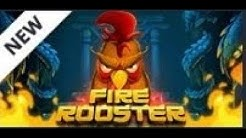 Fire Rooster - Slot Machine