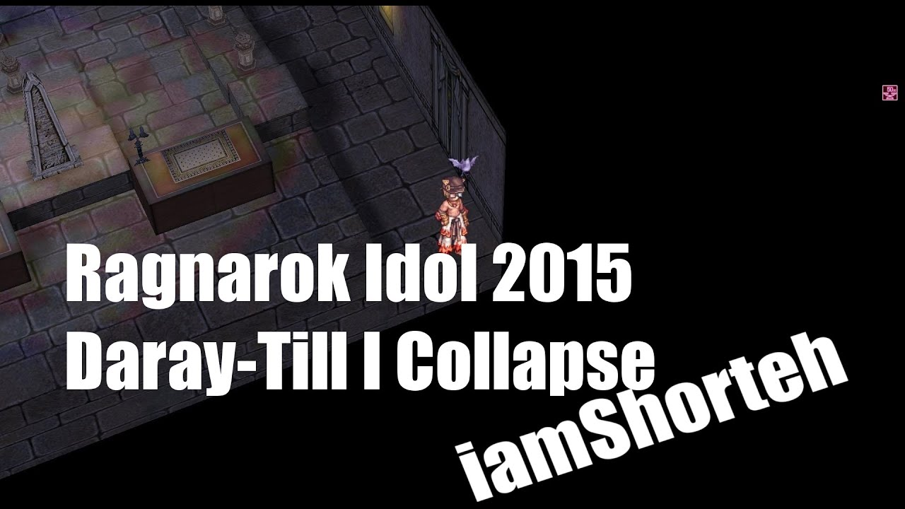 Ragnarok Idol (Sing your Heart out Contest) - WINNERS POSTED! - Page
