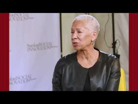 Three Questions With Angela Glover Blackwell