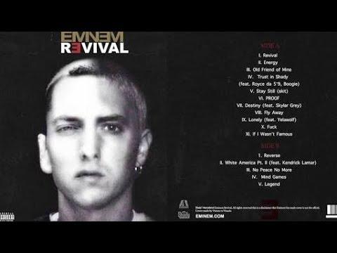 Revival By EMINEM (Full Album In Description )