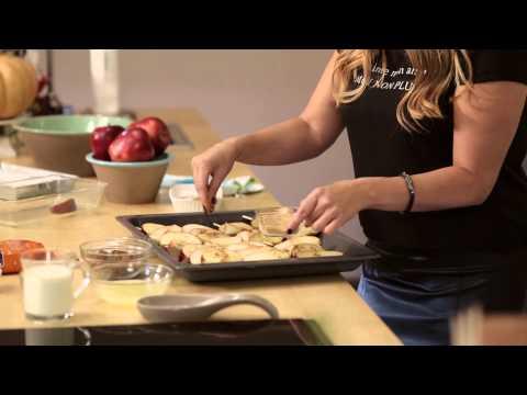 Cinemam 77 Συνταγή με μήλα Ζαγορίν