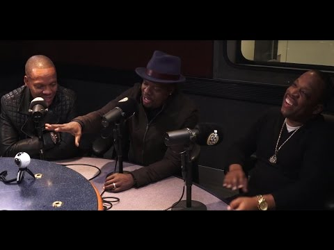 "BBD Talks BET Movie ""New Edition Story"", New Album & More With Funk Flex"