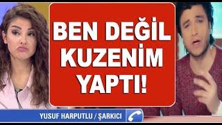 Yusuf Harputlu 2 kadını darp mı etti? Canlı yayına bağlandı