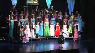 """Video Kassidy King sings """"High Hopes"""" with the Cactus Kids (Grammys Concert 2010) download MP3, 3GP, MP4, WEBM, AVI, FLV November 2017"""