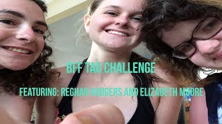Video BFF Tag Challenge Featuring: Reghan Rodgers and Elizabeth Moore (159th Vlog)  Hannah Mayer  download MP3, 3GP, MP4, WEBM, AVI, FLV Desember 2017