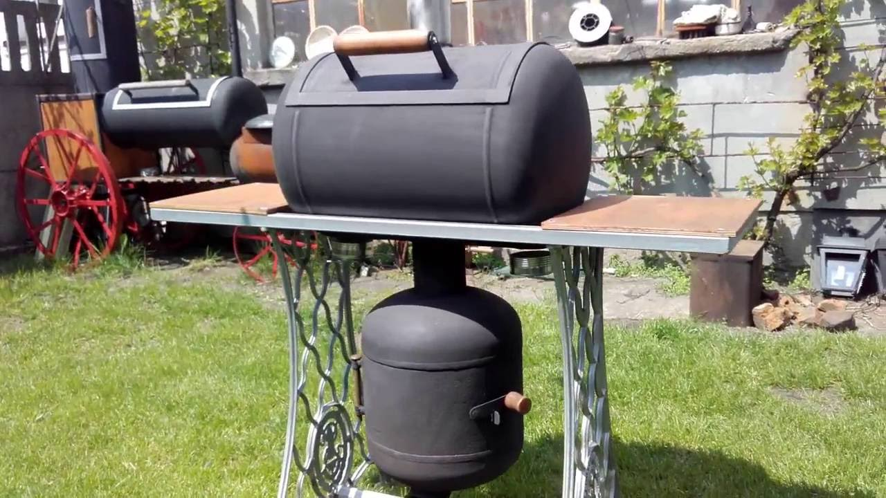 grill z butli lpg 2 youtube. Black Bedroom Furniture Sets. Home Design Ideas
