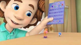 Фиксики - Ноты | Познавательные мультики для детей