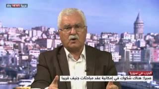 المعارضة السورية: الهدنة لا تزال هشة
