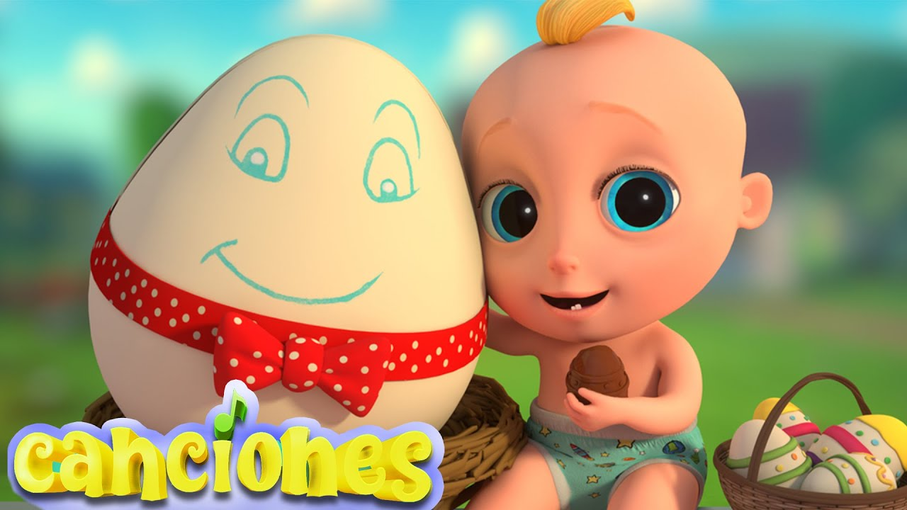 Humpty Dumpty - Canciones Infantiles LooLoo | Videos para Bebés