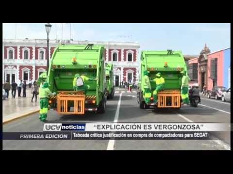 MPT: Regidora Rocío Taboada critica compra de compactadoras
