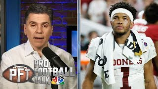 Why Russell Wilson believes in Kyler Murray | Pro Football Talk | NBC Sports