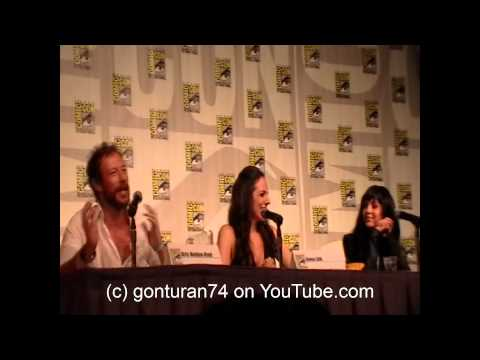 SDCC Lost Girl FULL Panel Saturday July 14th 2012