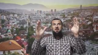 EMOTIVNO: Pokajanje mladića | Hafiz Almir Kapić