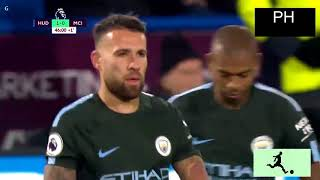 Download Video Manchester City vs Huddersfield Town 2 1 All Goals & Highlights 26 11 17 MP3 3GP MP4