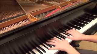Uso - Fullmetal Alchemist Brother ED 1 - Piano Arrangement