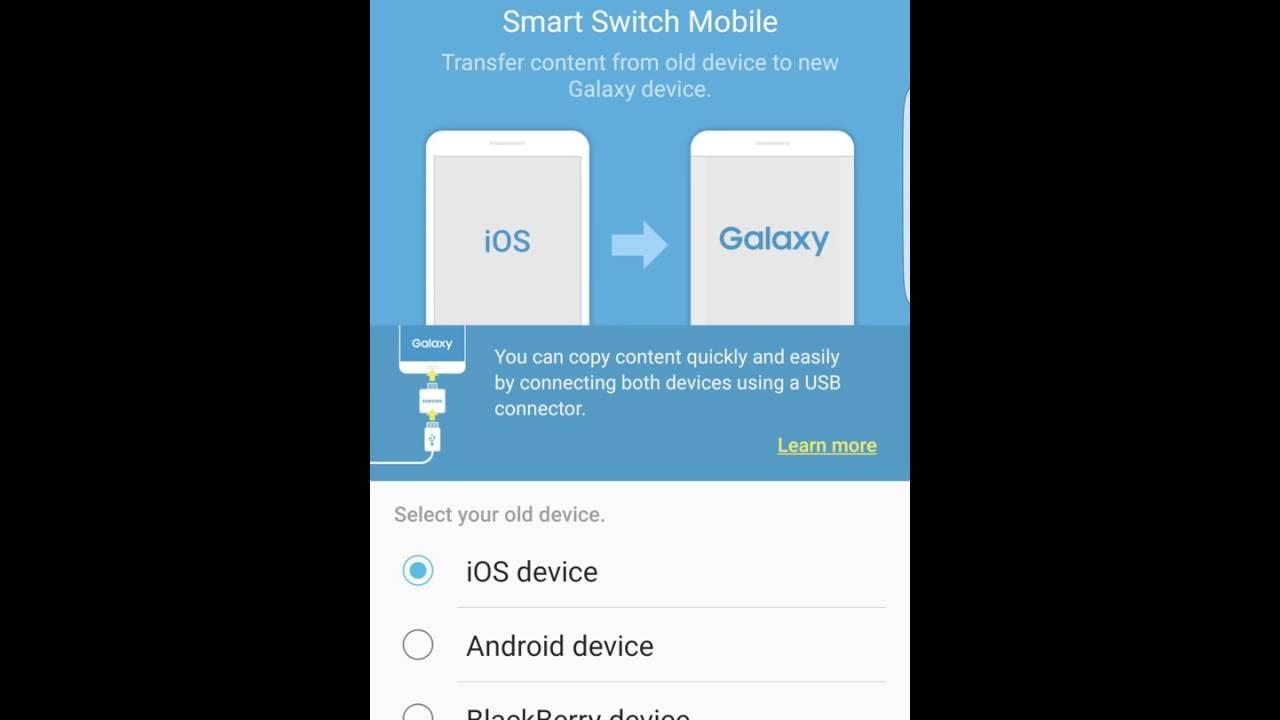 Samsung Galaxy S7 Edge (SM-G935F) Show Options