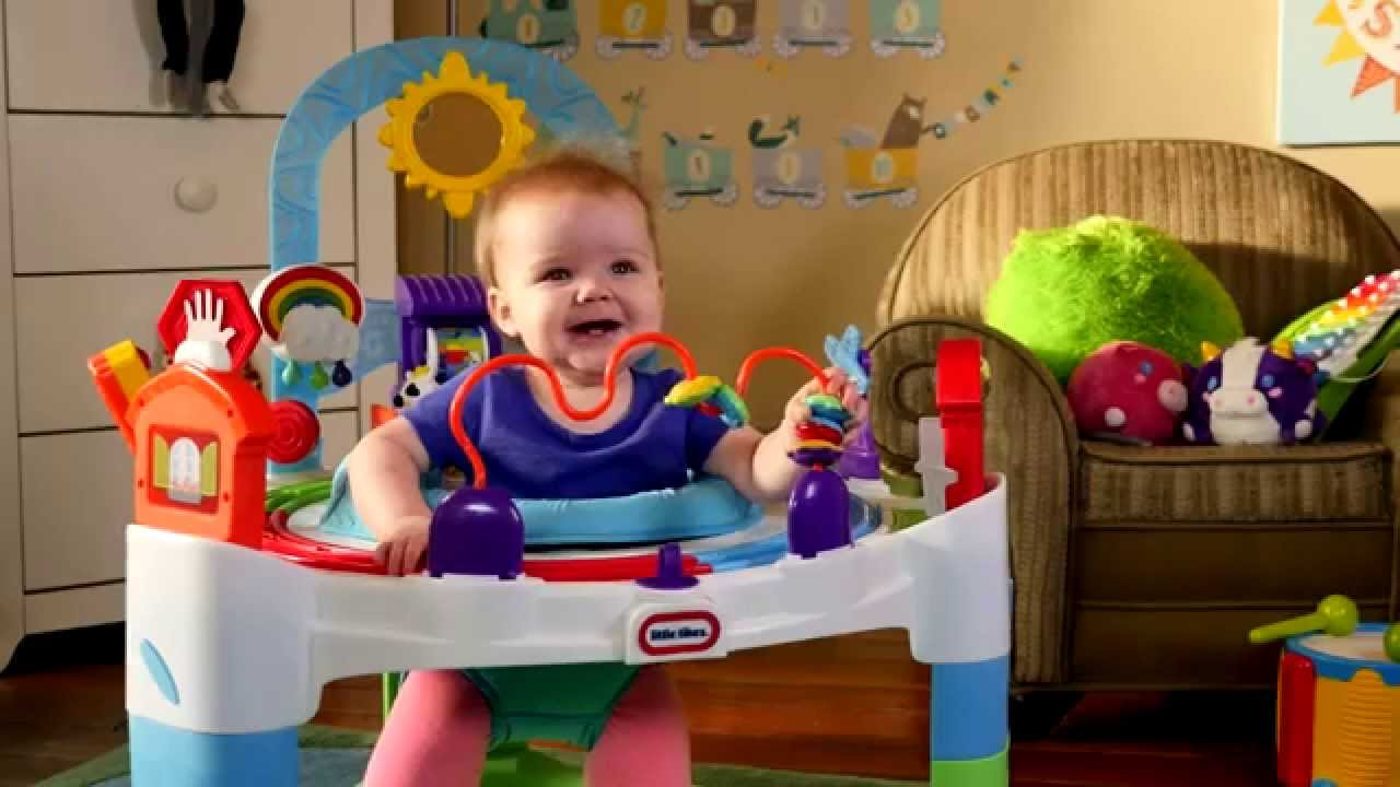 little tikes discover learn activity center youtube