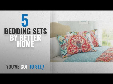 Top 10 Better Home Bedding Sets 2018: Better Homes And
