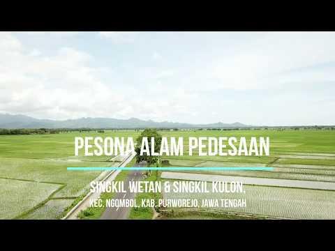 Pesona Keindahan Alam Singkil Wetan & Singkil Kulon, Kec. Ngombol, Purworejo, Jawa Tengah