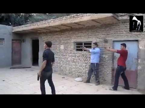 تحشيش عراقي اكشن موطبيعي-2013 قتال