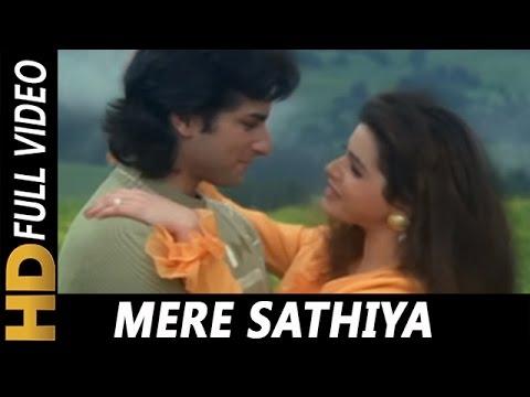 MereSathiyaMereSaathChal|Abhijeet,LataMangeshkar|Parampara�Songs | Neelam