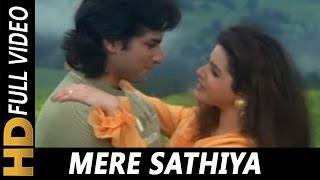 MereSathiyaMereSaathChal|Abhijeet,LataMangeshkar|Parampara1993Songs