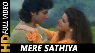 MereSathiyaMereSaathChal|Abhijeet,LataMangeshkar|Parampara1993Songs | Neelam