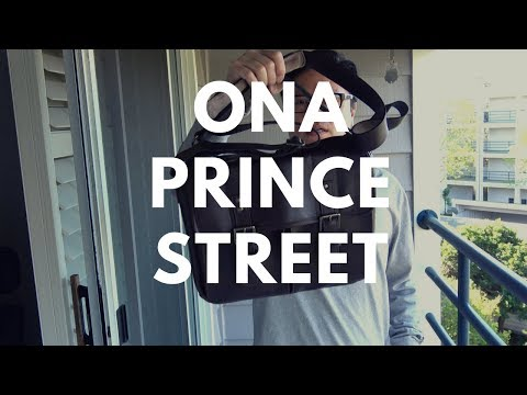 ► ONA Prince Street Leather Camera Photography Bag Reviewed 📸