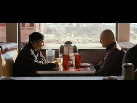 Флэшбэк: Хайзенберг и Пинкман сидят в ресторане \ Путь: Во все тяжкие. Фильм