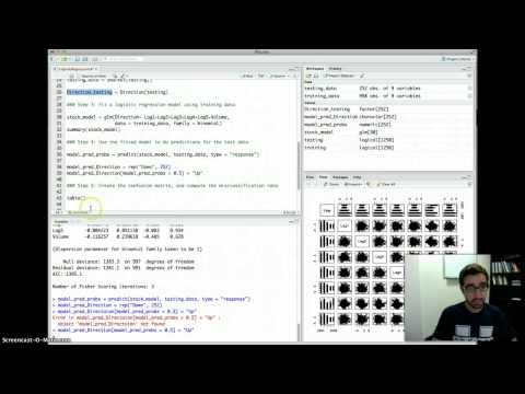 DSO 530: Logistic Regression in R