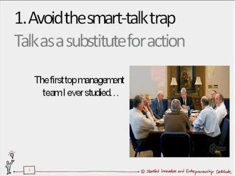 Stanford Webinar: How to Lead Innovation Through Implementation