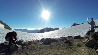 GLACIER PEAK, WA- JULY 14, 2014