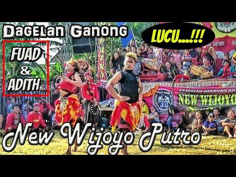 Dagelan SUPER LUCU & Gokil Ganong CICILALANG feat New Wijoyo Putro Live Winong Nganjuk