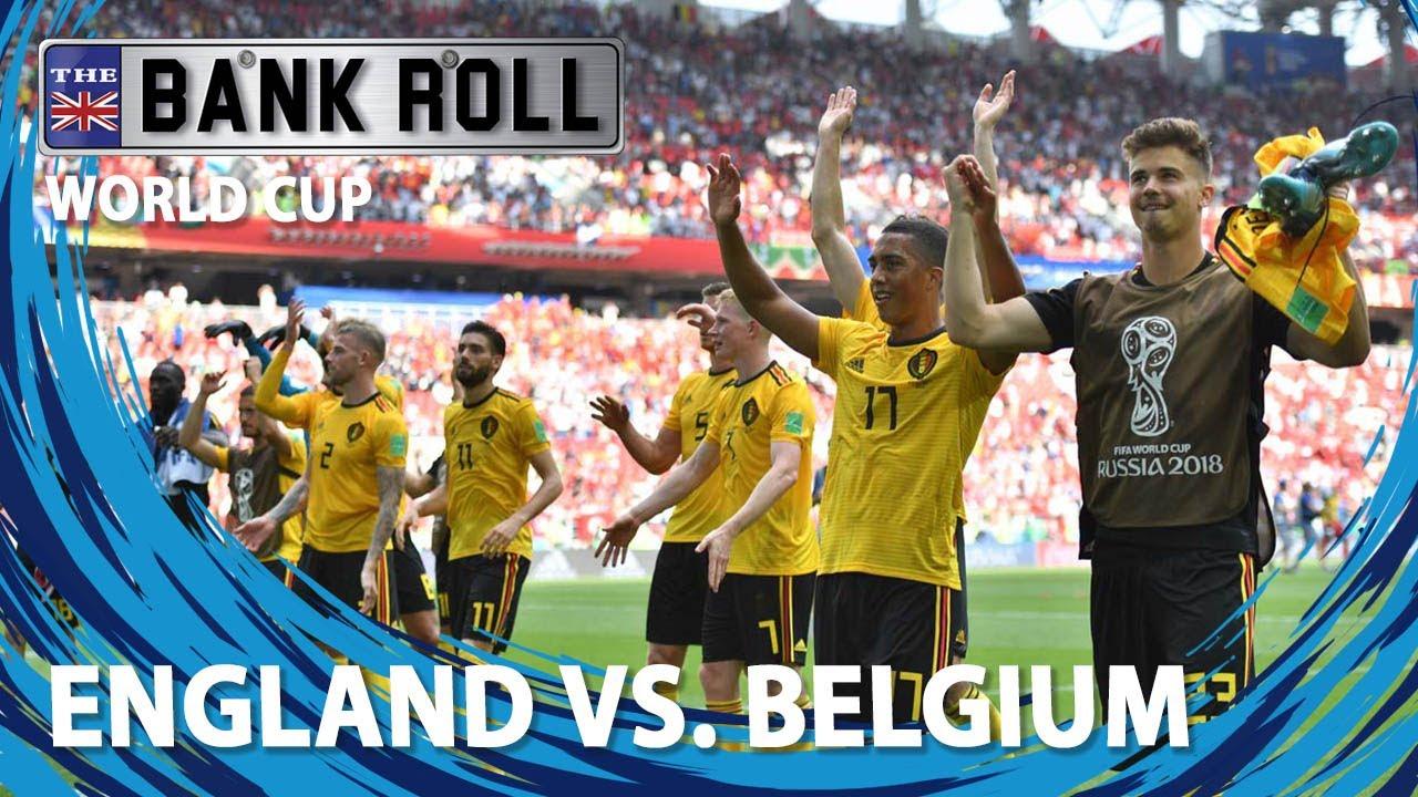 England vs Belgium   World Cup 2018   Match Predictions ...