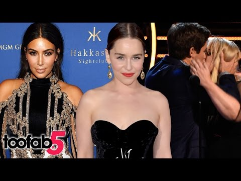 MTV Movie Awards Must-See Moments, Kim Kardashian's Post-Baby Weight & More! | toofab