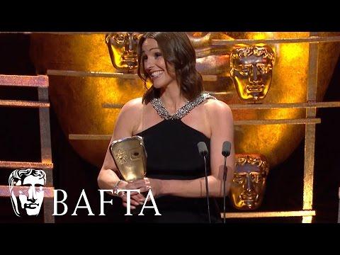 Suranne Jones wins Leading Actress BAFTA for Doctor Foster | BAFTA TV Awards 2016