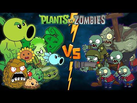 new-plants-vs-zombies-best-pvz-animation---episode-2---primal-cartoon-anime-video-pvz
