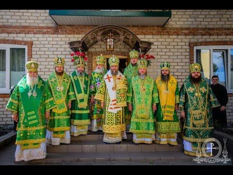 ГОРОДНИЦА. 45-летие иерейской хиротонии архиепископа Городницкого Александра