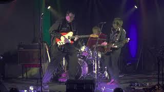 James Oliver Band  - Honey Hush