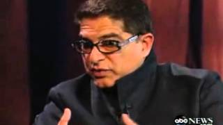 Nightline face off - Does satan exist? with Deepak Chopra Carlton Pearson Mark Driscoll Pt 4 of 10