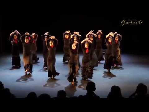 Flamenco intermedio Soleá por bulerías.Fin de Curso 2016. Escuela Flamenco Lucía Guarnido