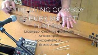 The Dying Cowboy (Bury Me Not on the Lone Prairie)