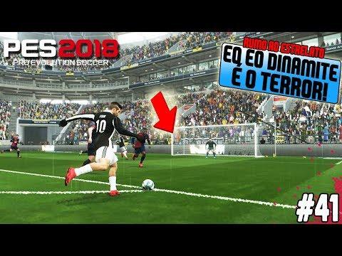 PES 2018 - RUMO AO ESTRELATO #41 - JH10 É SÓ GOLAÇO  😎🔥(Juventus FC)
