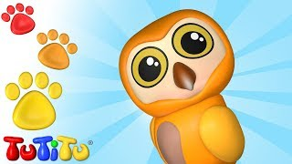 Animal Toys for Children | Owl | TuTiTu Animals